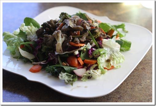 Lentil Salad - 3