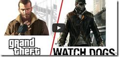 Watch Dogs é melhor do que GTA ? veja a comparação