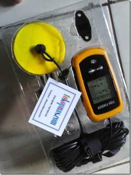 alat pencari ikan teknologi sonar