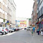 Jagiellońska Street, view from Wolności.