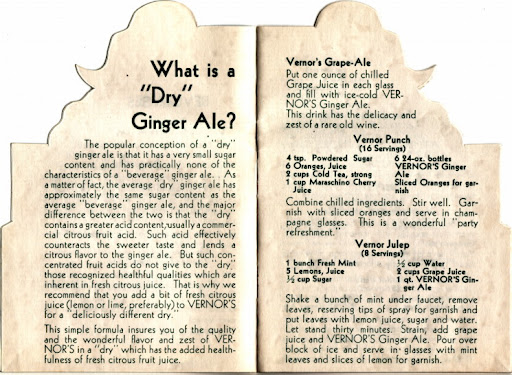 Recipes made with Vernors