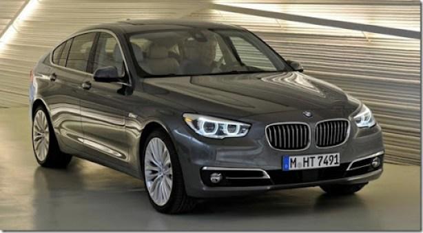 BMW mostra o Série 5 2014 (4)