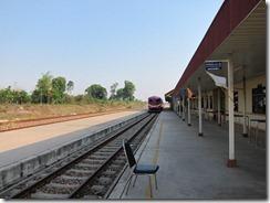 Thanaleng Station Vientiane