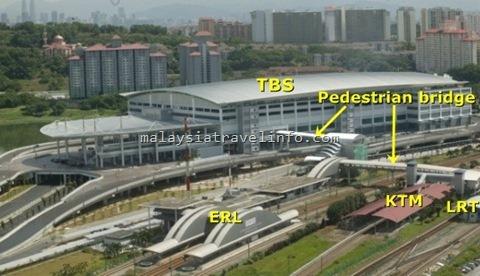Integrated Transport Terminal  Terminal Bersepadu Selatan