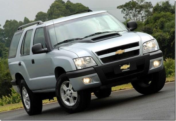 Chevrolet Blazer Advantage Flexpower 2009
