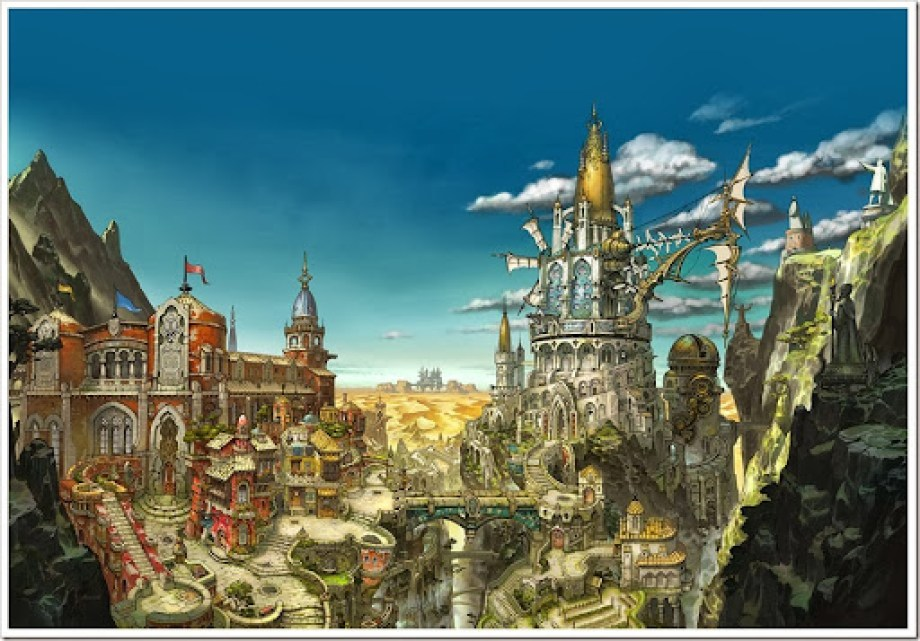 Bravely Second - square enix - video game
