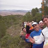 IV Carrera de Montaña Sierra del Coto Monóvar (1-Febrero-2009)