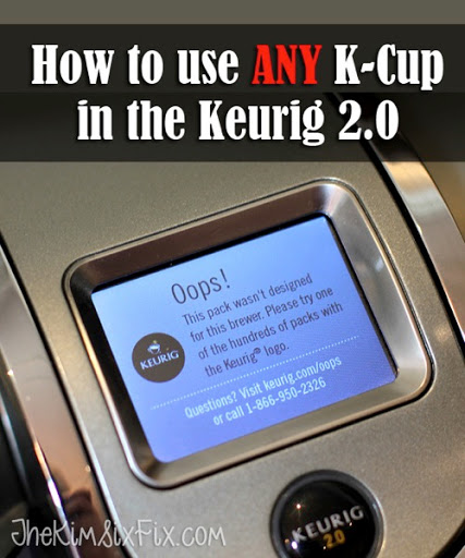What to Do With a Keurig Prime Error Message