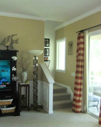 Whole Wheat by Sherwin Williams - paint color
