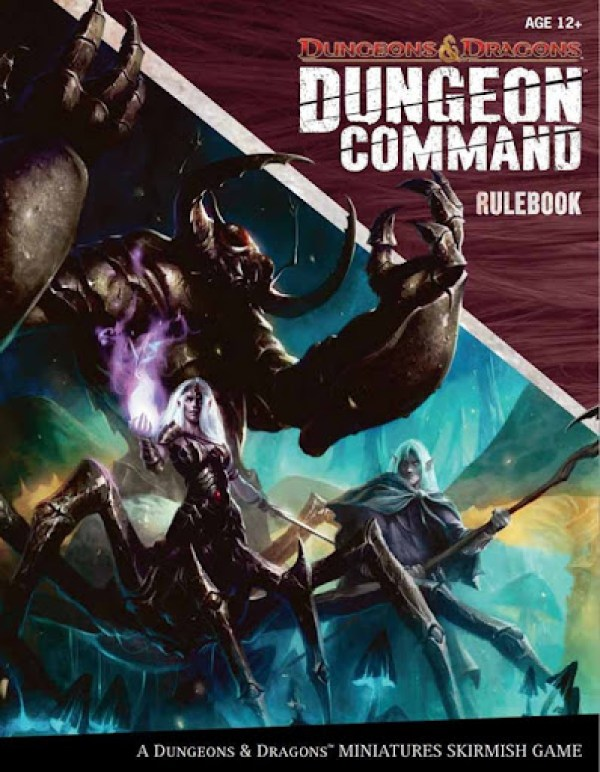 Dungeon Command Rulebook