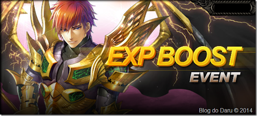 Mu Online: Evento EXP BOOST