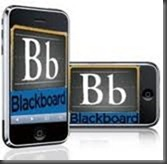 iPhone Blackboard App