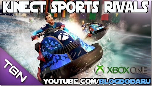 Kinect Sports Rivals: XBOX One - Gameplay Comentado