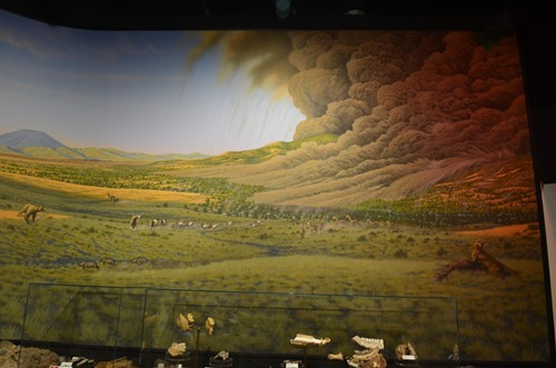 The Thomas Condon Paleontology Center at John Day Fossil Beds Naitonal Monument