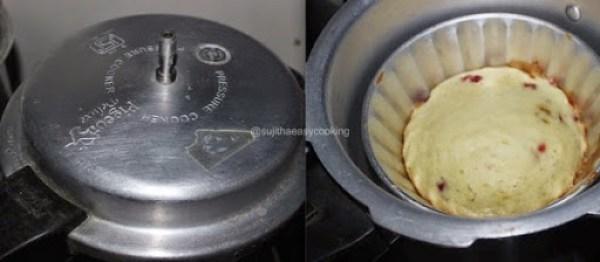 Pressure Cooker Cake step7