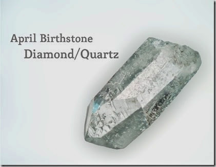 Diamond/Quartz - April Birthstone