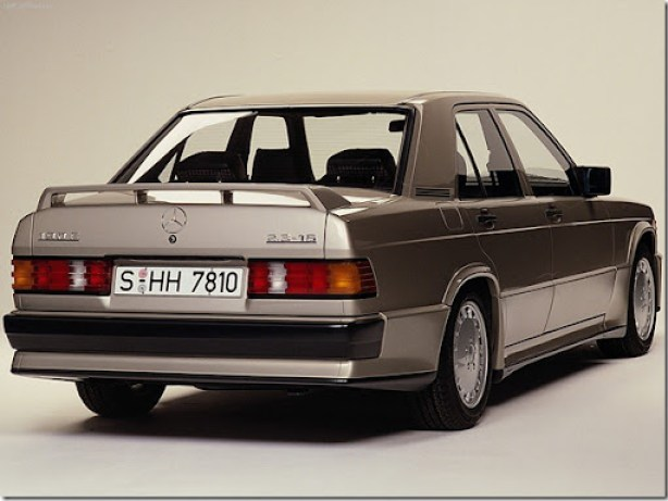 Mercedes Benz 190 2.3-16 II