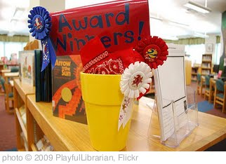 '288/365: Winners' photo (c) 2009, PlayfulLibrarian - license: http://creativecommons.org/licenses/by/2.0/