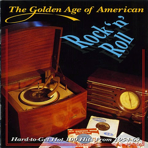 Golden Age Of American Rock 'N' Roll - Vol 1 - Booklet 01