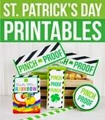 Craftaholics Anonymous - St Patricks Day Printables1