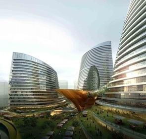 Proyecto arquitectónico Cede CLIC  WILCOTER Arquitectos