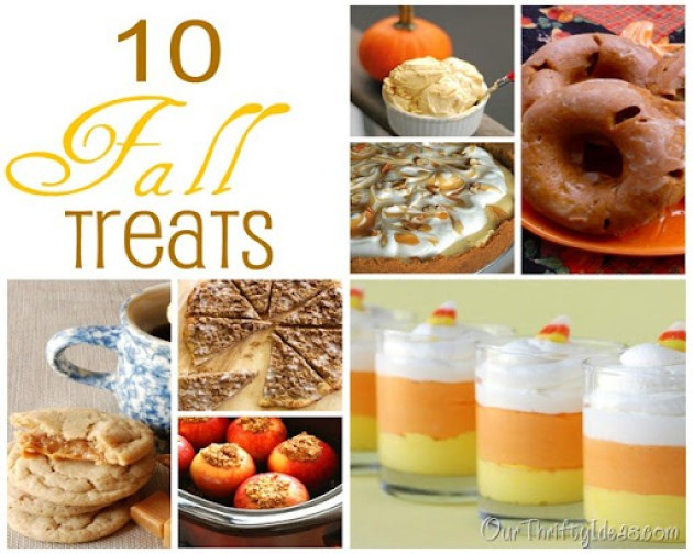 Fall Treat Roundup