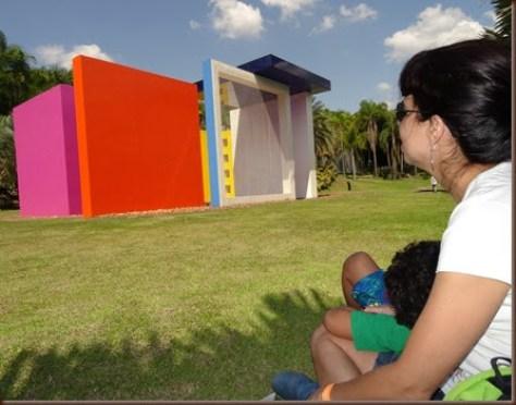 Inhotim - museu a céu aberto - Brumadinho/MG - Brasil