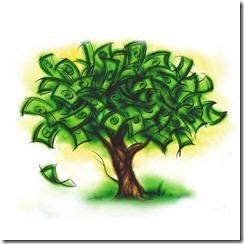 पैसे का पेड़