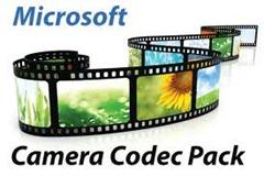 Microsoft Camera Codec Pack