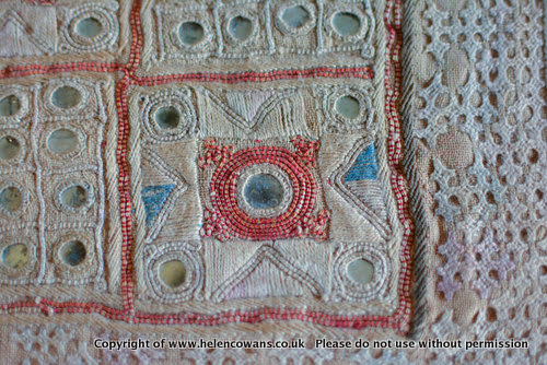 Antique Indian Embroidery 8