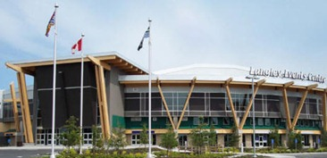 The Langley Events Centre