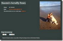 Scruffy Paws