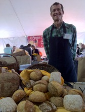 ambience of the Oregon Cheese Festival