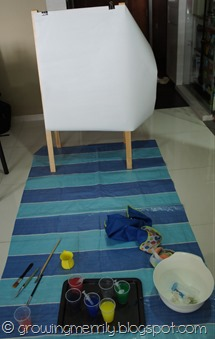 4-in-1 Activity Set Up