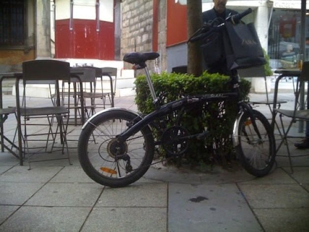 Estacionamento bici 007