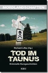 Cover Tod im Taunus