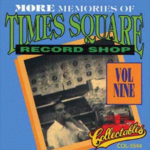 Memories of Times square Records Vol 9