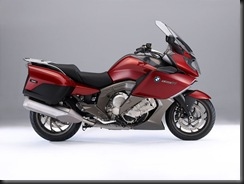 2011 BMW K1600GT Side View