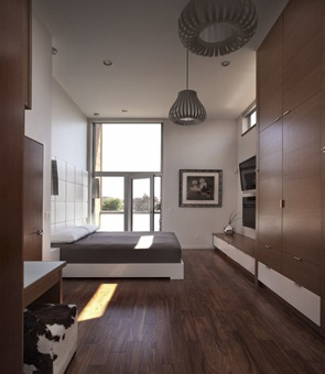 Decoracion-habitacion-moderna-muebles-madera