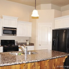 Paint Kitchen Cabinets White Art How To Your All Things Thrifty