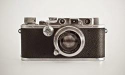 Classic old camera Leica 008