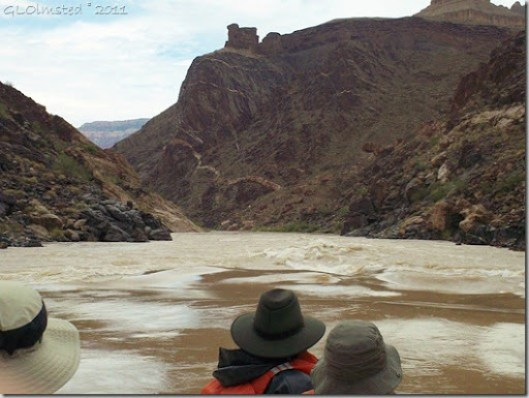 104 Mile Rapid ~RM104.5 Colorado River trip Grand Canyon National Park Arizona