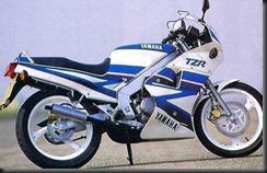 Yamaha TZR125 87