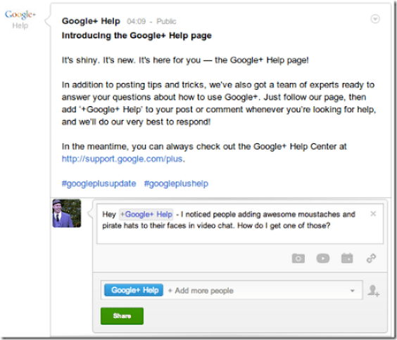 GooglePlusHelp