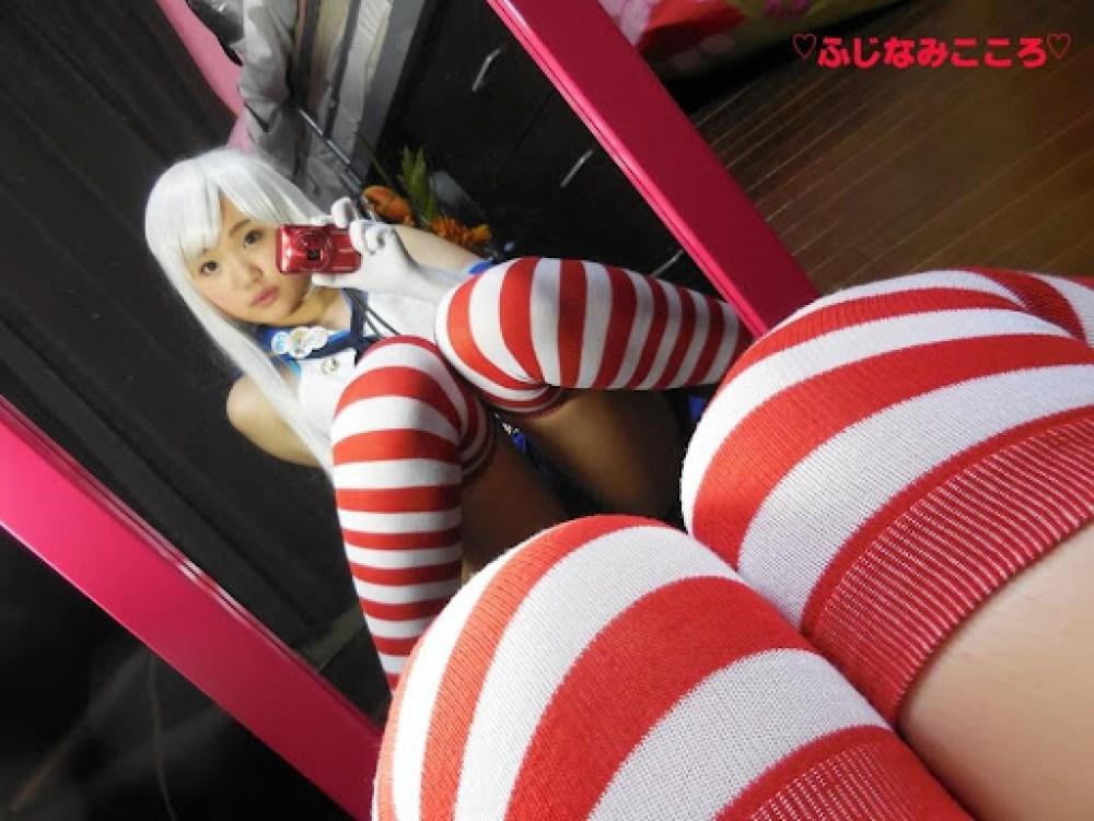 Fujinami_Cocoro_Kantai Collection_Cosplay_04