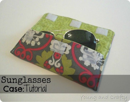 Sunglasses Case Tutorial