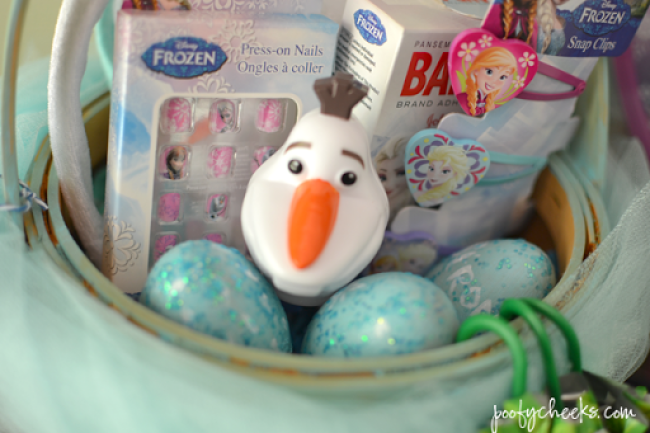 FROZEN Easter Basket - DIY Basket Tutorial and Official Arendelle Printables
