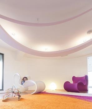Muebles de diseño Interior Centro Médico Edgecliff