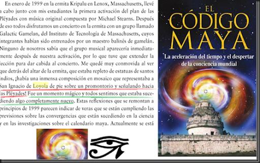 El codigo maya barbara hand clow