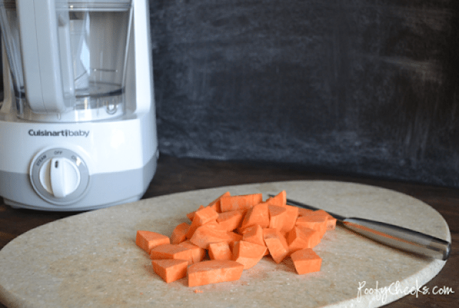 Cuisinart Baby Food Maker + Giveaway